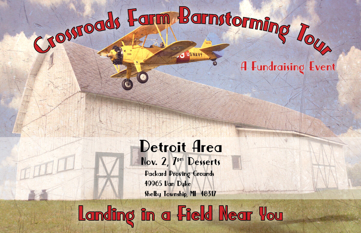 Barnstorming Tour Detroit Area