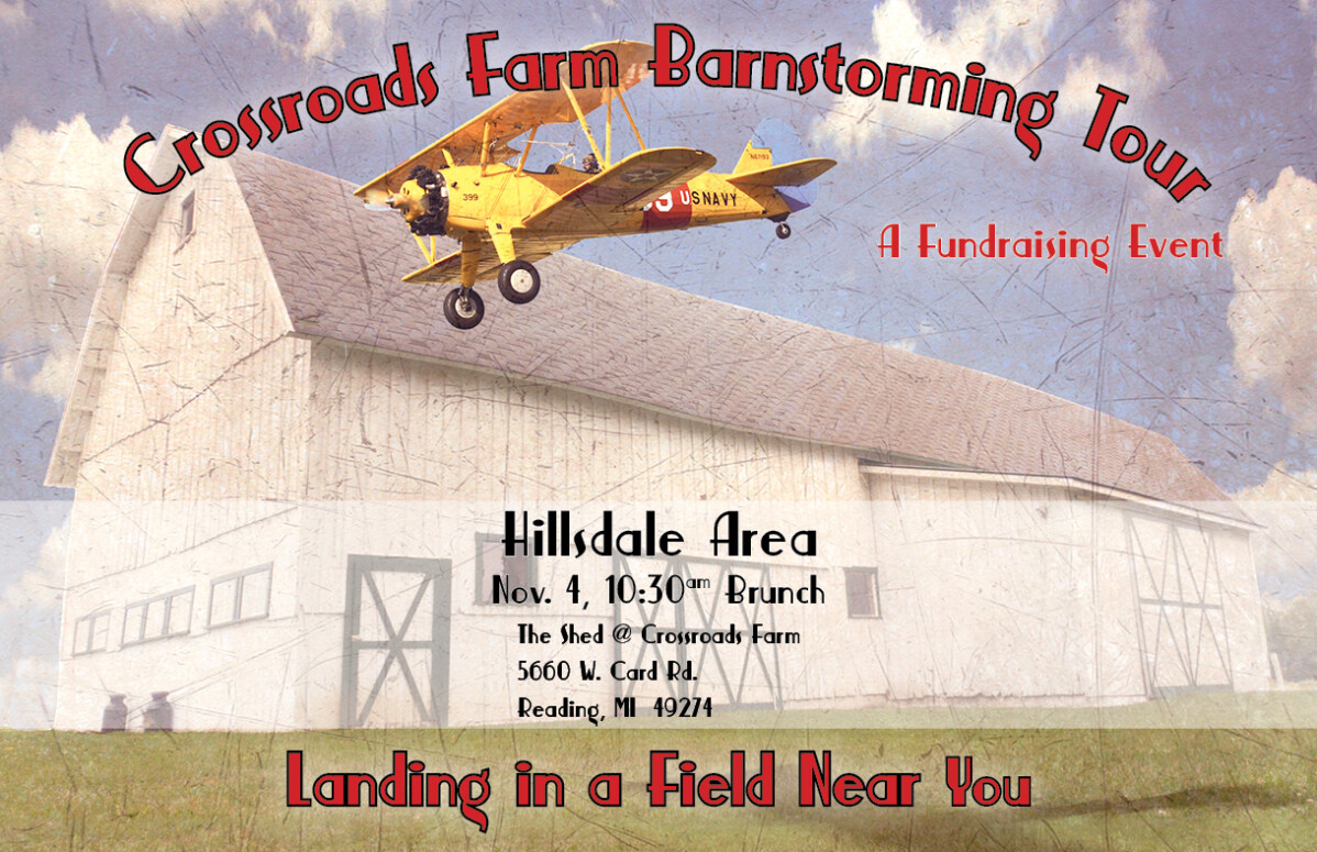 Barnstorming Tour Hillsdale Area