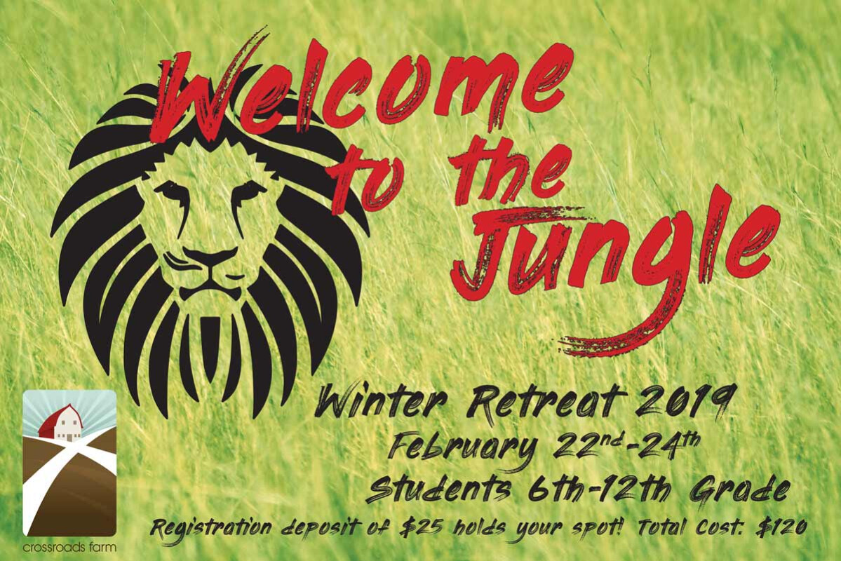 Winter Retreat: Welcome to the Jungle!